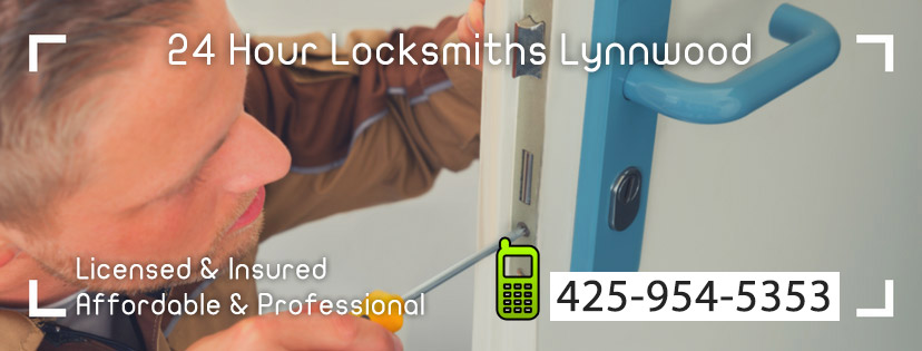 24 Hour Locksmiths Lynnwood banner
