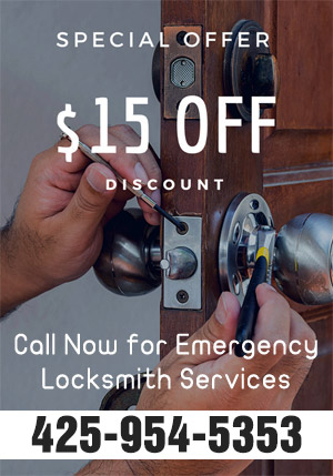 24 Hour Locksmiths Lynnwood Offer
